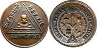 Royal Black RBP Preceptory tokens