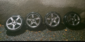 Lexus wheels alloys rims 17inch 5x114.3