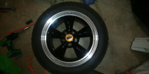 "17"" bullet wheels. Ford mustang"
