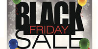 WHITEHORSE YUKON TRADING POST BLACK FRIDAY SALE - ONE DAY ONLY