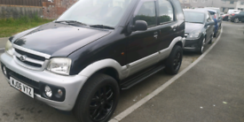 Daihatsu Terios 4x4, FSH from new and 12 months not