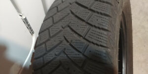 Excellent condition set of 4 PolarTracks winter tires.