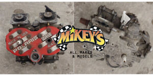 Snowmobile Engines and Cabs - All Makes and Models