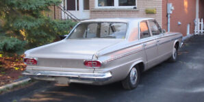 Beauty! 1965 Valiant in Superb Condition w 46,168 Original Miles
