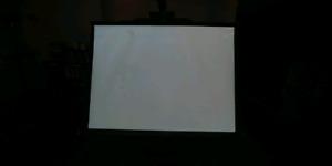 Da-lite projector screen