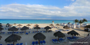 7 days Cancun Mexico all inclusive package