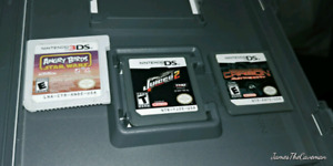 Nintendo DS Games for sale! Only THREE games left!!!