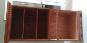 Solid Wood Hand Crafted Bookcase