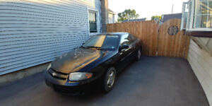 2005 Black Chevy Cavalier for sale