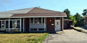3 Bdroom house for rent August 1st