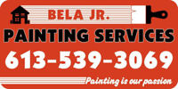Bela Jr. Painting Services with affordable price!
