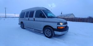 2006 Chevrolet Express High top Conversion/Camper Van