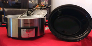 CROCKPOT - slow cooker