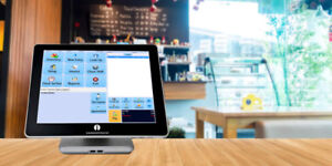 POS SYSTEM, CASH REGISTER FOR RESTAURANTS
