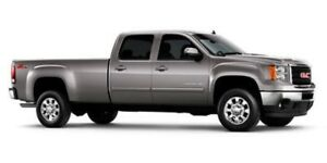 2013 GMC Sierra 2500HD SLE Long Box