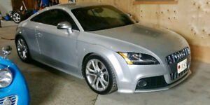 2009 Audi TTS Coupe (2 door)