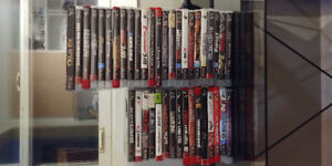 40 ps3 games for sale!