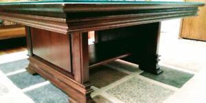 Table de salon en frêne // Ash Wood Coffee Table