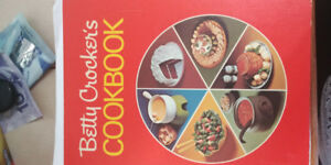 Wanted: Betty Crockers Cookbook