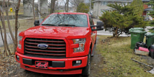 BAS MILEAGE/LOW MILEAGE 2017 FORD F150 FX4 SUPERCAB