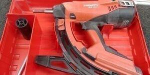 PISTOLET SCELLANT DE MARQUE HILTI GX120 399.95$