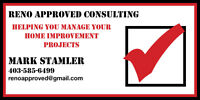 RENO APPROVED CONSULTING