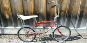 2-Early style 70's, 80's Rapido's Muscle, Banana Seat Bikes