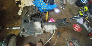 90 Mustang T5 Transmission With Bellhousing