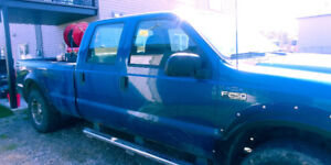 Ford f250 2002