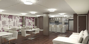 SPACIOUS 2 BEDROOM NEW CONSTRUCTION CONDO West Island Greater Montréal image 9