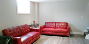 Fully furnished Basement Apartment for Rent in Ajax