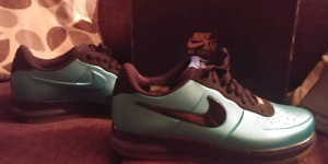 Trade for BMX? Nike Air Force 1 Foamposite Pro low