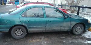1998 Mercury Mystique Sedan