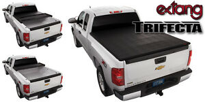 Trifecta Tri-Fold Tonneau Cover by Extang for  Pickup Trucks Kitchener / Waterloo Kitchener Area image 1