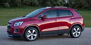 2016 Chevrolet Trax FWD/Turbo/Bluetooth