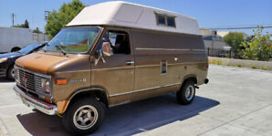 1976 Chevrolet Other G10 Van - Chevy Small Block 350
