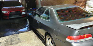 2001 Honda Prelude Base Coupe (2 door)