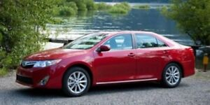 2014 Toyota Camry LE  - one owner - local - trade-in - Certified