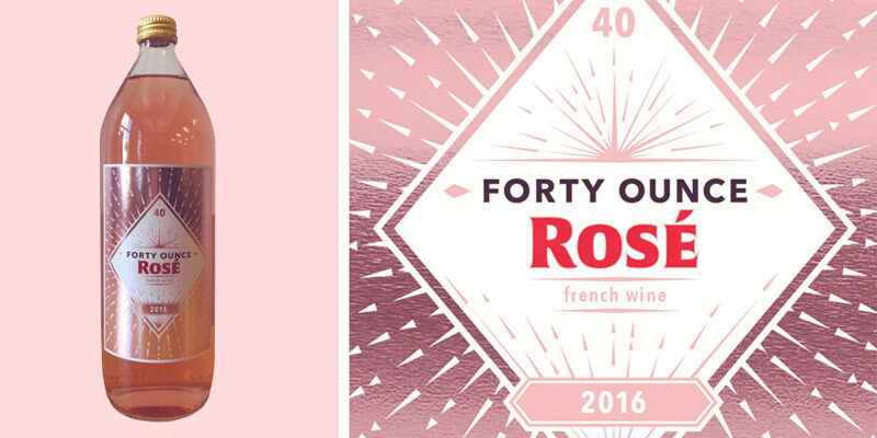 Forty Once Rose the New Cult Hit  *Lot of 12 BOTTLES*