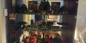 Warhammer 40k Necrons and Khorne for sale