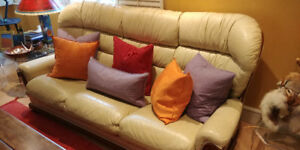 Living room sofa and 2 armchairs for sale. Urgent