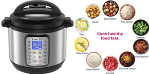 Instant Pot DUO Plus 8 Qt 9-in-1 Multi- Use Programmable