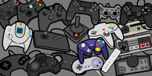 Wanted: Old School Video Games