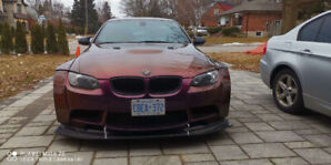 2013 bmw M3 E93 convertible for 38000$ only. low milage