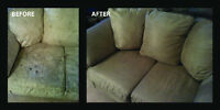 PROFESSIONAL DEEP STEAM UPHOLSTERY CLEANING FOR $25 PER SEAT