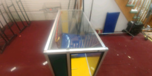 Various showcases for sale