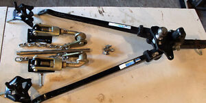 REESE HEAVY DUTY SWAY-CONTROL Trailer Towing Hitch System