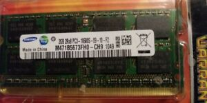 2 gb Laptop ram, 2GB 2Rx8 PC3
