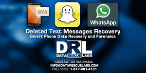 Deleted Text Messages Cell Phone Data Recovery
