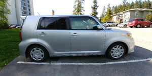 2011 Scion xB Manual, Canadian car